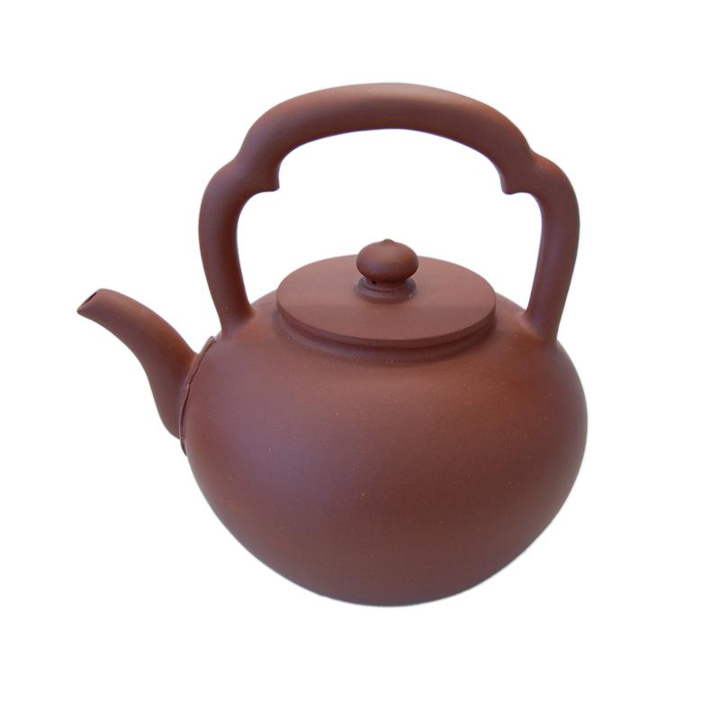 The Daily New Ming Dynasty Teapot By Chongbin Zheng